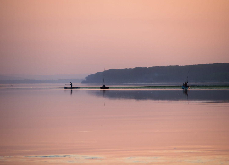 Залез над р.Дунав