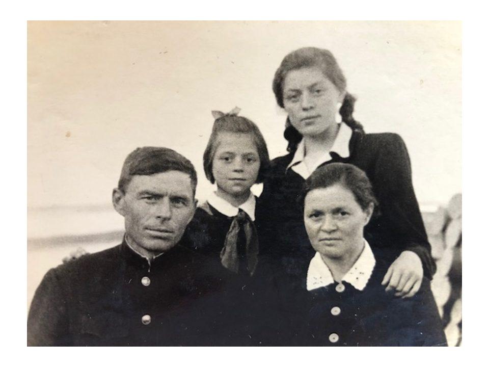 Предците на писателката Камелия Кучер