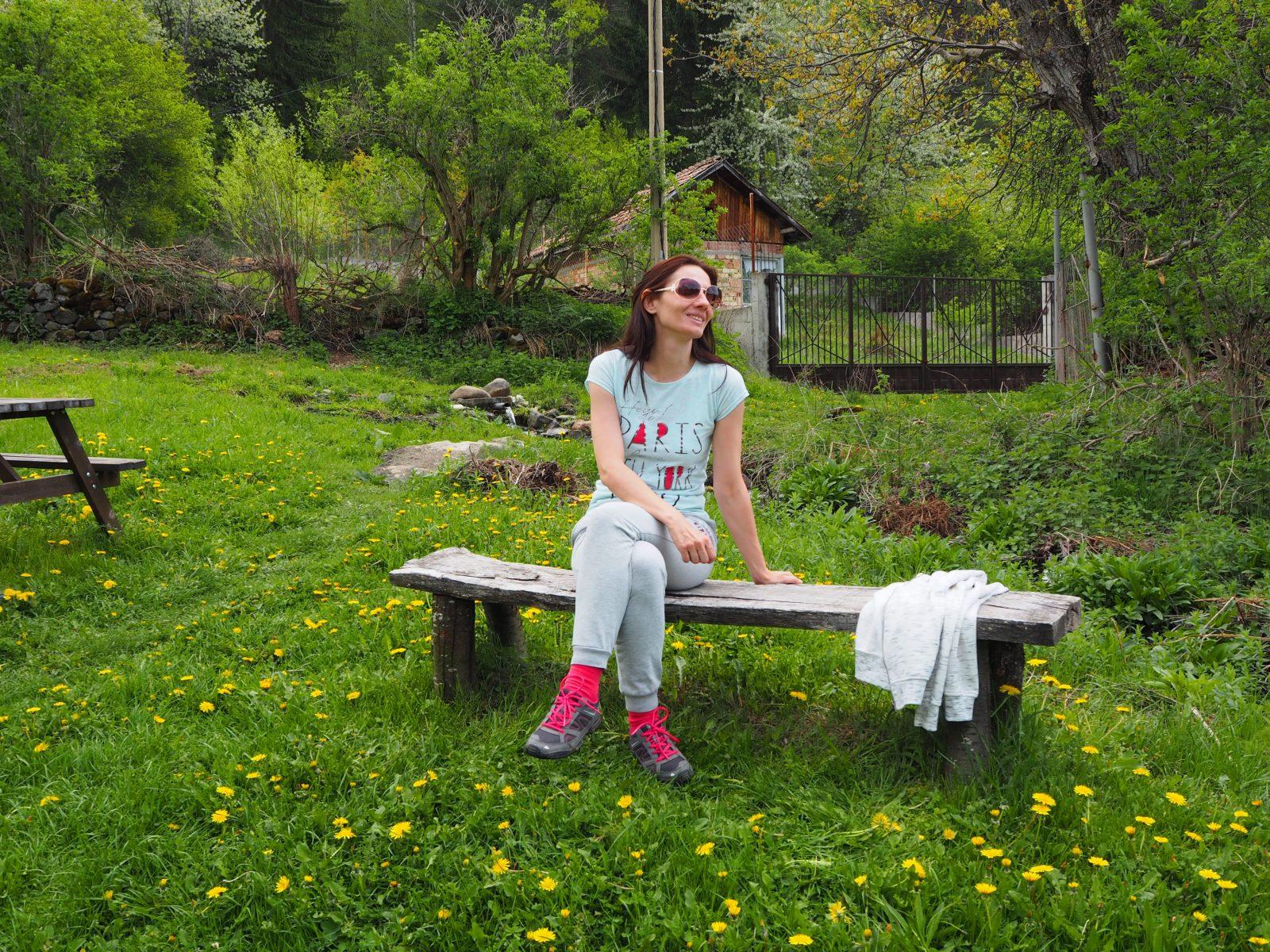 В селоЧуйпетлово през лятото