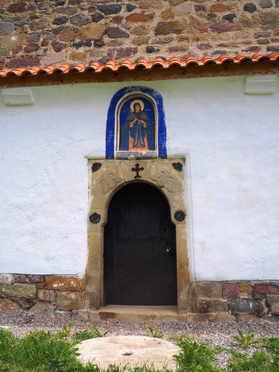 Църквата в село Чуйпетлово