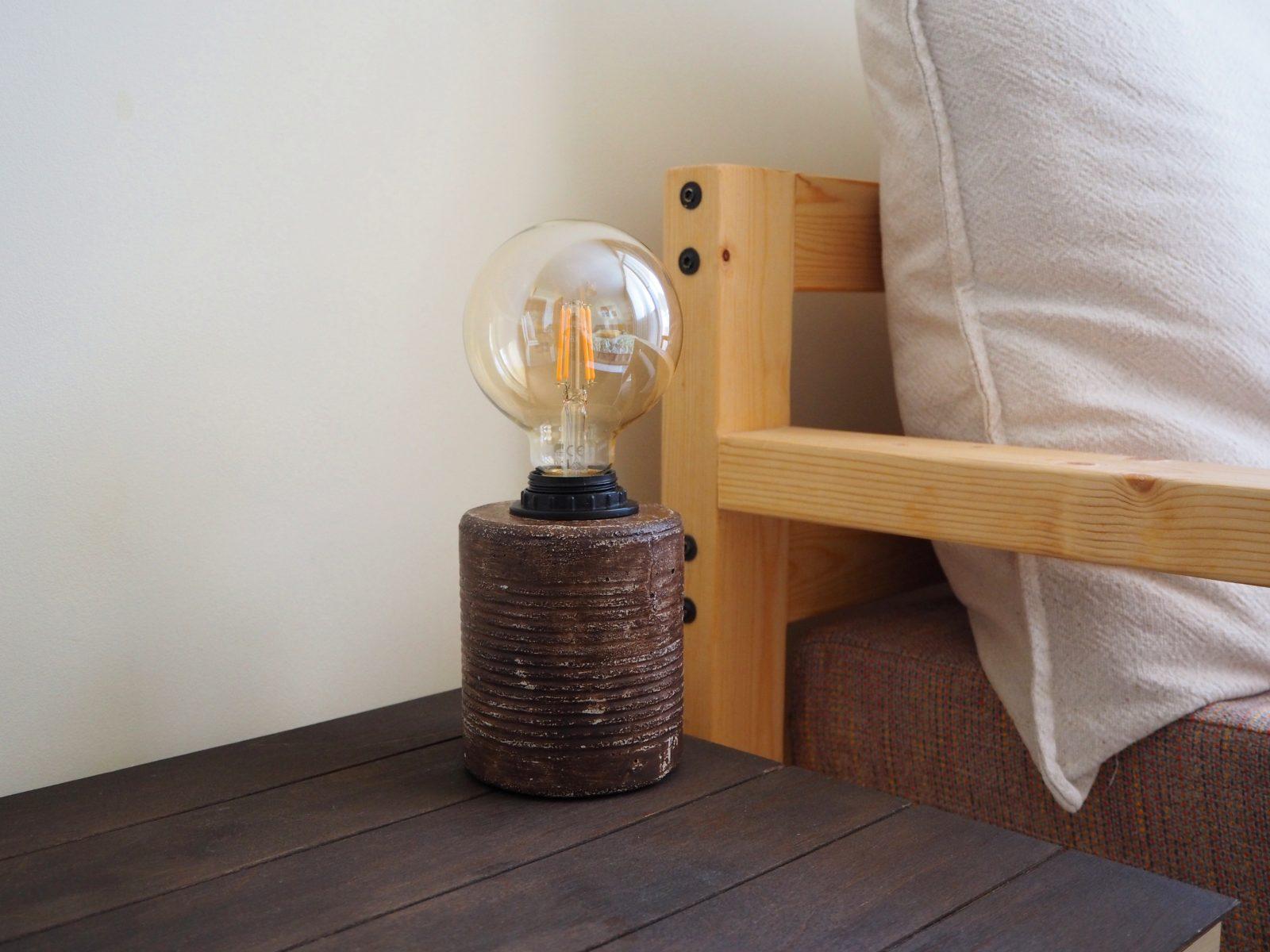 Простотата на нещата в една лампа
