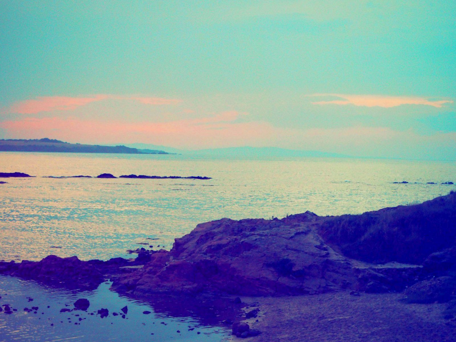 Морето в Ахтопол