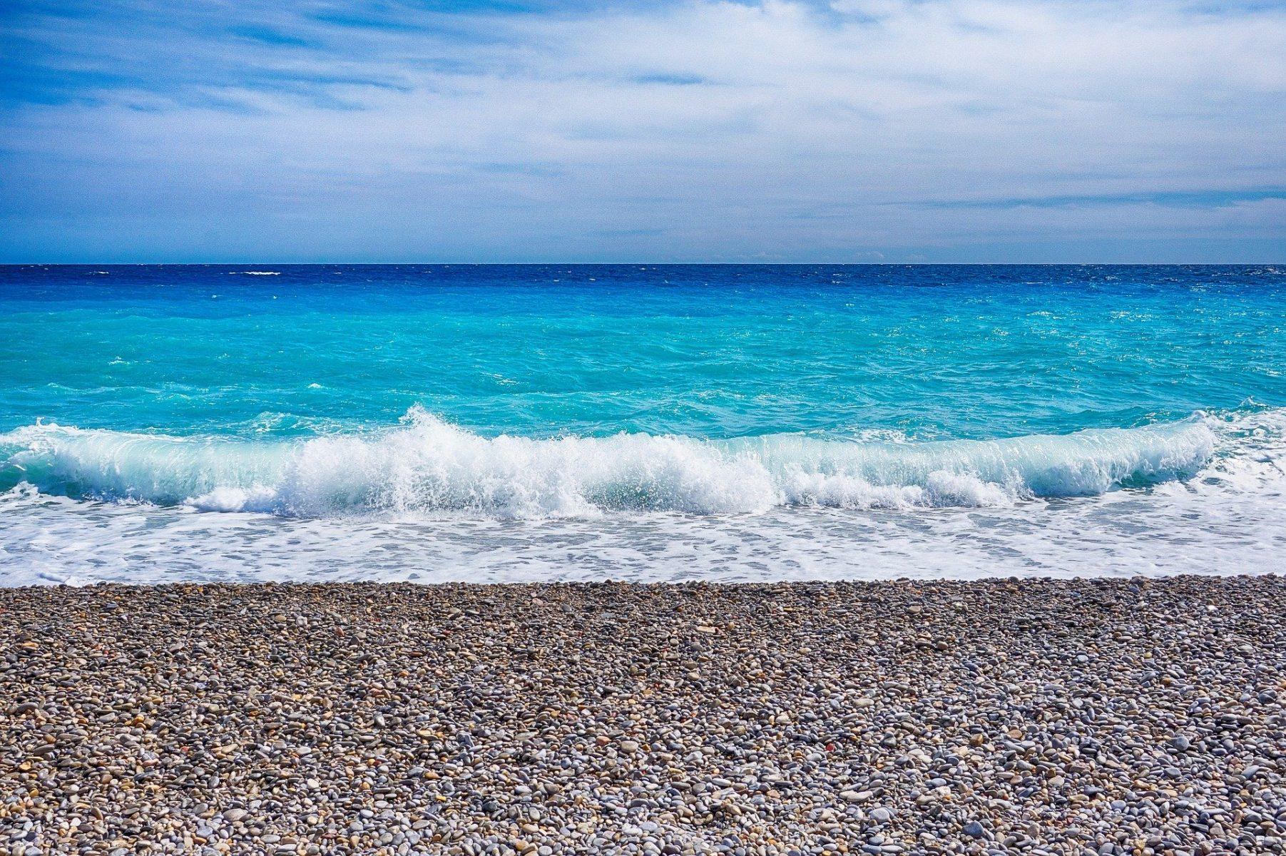 Лазурният бряг, Средиземно море