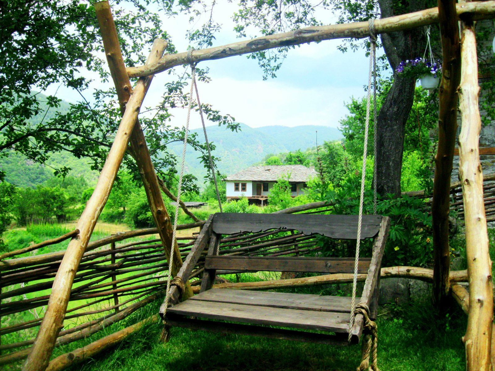Ковачевица: къщата на Веско и Сузи