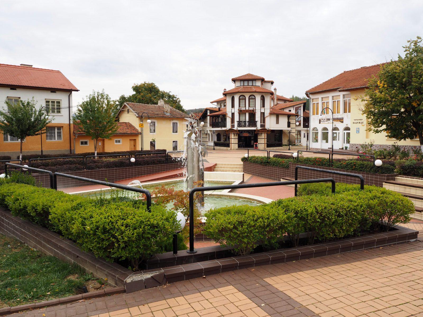 Село Чавдар